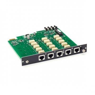 Black Box Pro Switching System Multi Switch Card - RJ-45, CAT5e, 2-to-1 Netwerkkaart