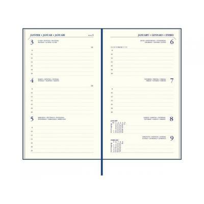 Staples kalander: Agenda SPLS Helsinki 90x151 7d2p 6t zw