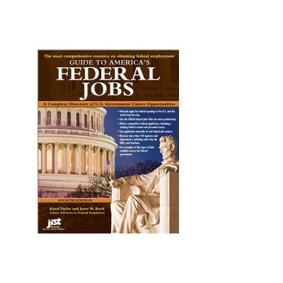 Jist publishing boek: Guide to America's Federal Jobs - eBook (PDF)