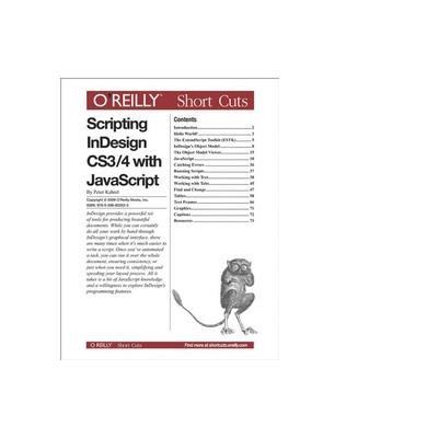 O'reilly boek: Media Scripting InDesign CS3/4 with JavaScript - eBook (PDF)