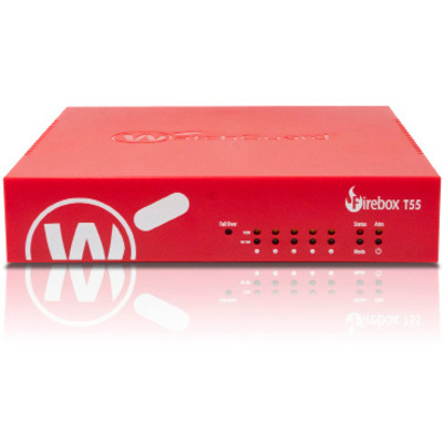 WatchGuard Competitive Trade In to Firebox T55 + 3Y Total Security Suite (WW) Firewall