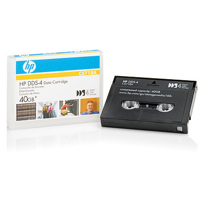 Hewlett Packard Enterprise C5718A lege datatapes