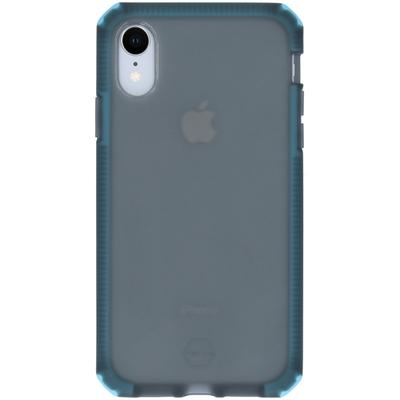 ITSKINS Supreme Frost Backcover iPhone Xr - Zwart / Blauw - Blauw / Blue Mobile phone case