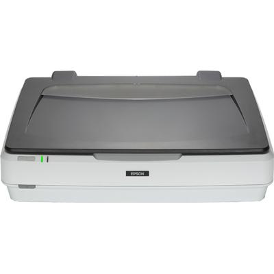 Epson Expression 12000XL Scanner - Grijs,Wit