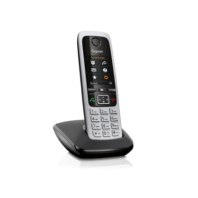 Gigaset C430 Dect telefoon - Zwart, Grijs