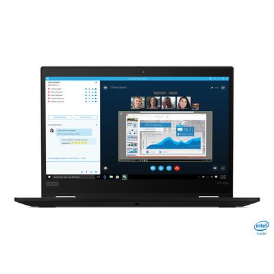 """Lenovo ThinkPad X13 Yoga 13.3"""" i7 16GB RAM 512GB SSD Laptop - Zwart"""