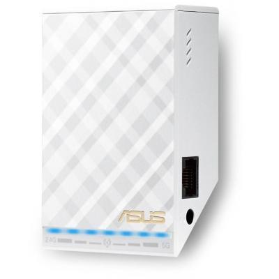 Asus netwerk verlenger: RP-AC52 - Wit