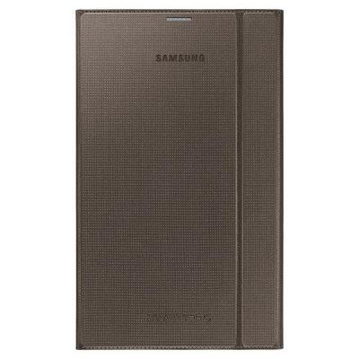Samsung tablet case: Book Cover - Brons