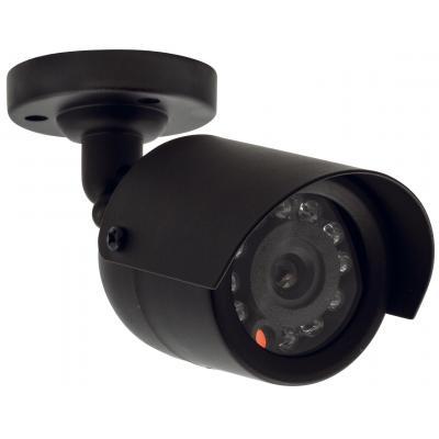 Valueline beveiligingscamera: Security camera for indoor & outdoor use - Zwart