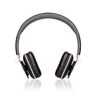 Veho 360° Z8 Headset - Aluminium,Zwart
