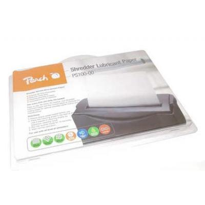 Peach papier-shredder accesoire: Document Shredder Service Kit, Oil paper