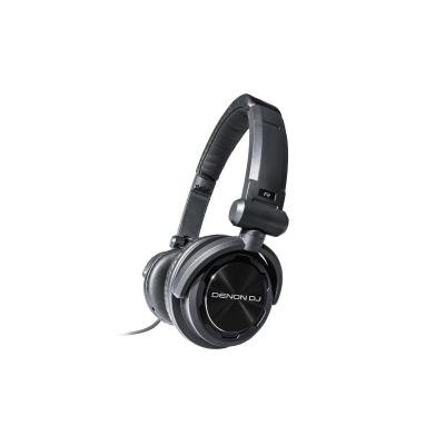 Denon koptelefoon: 53mm Drivers, 58 Ohms, 10-28kHz, 1300mW - Zwart