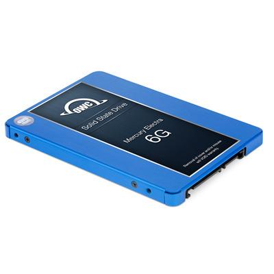 OWC Mercury Electra 6G SSD - Blauw