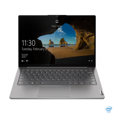 Lenovo ThinkBook 13s Laptop - Grijs