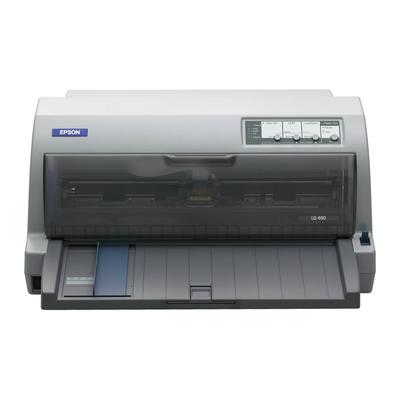 Epson LQ-690 Dot matrix-printer - Grijs