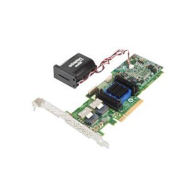 Adaptec raid controller: 6805TQ