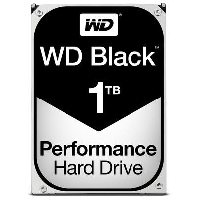 "Western Digital WD Black 1TB 7200rpm 3,5"" SATA Interne harde schijf"