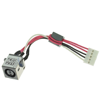 Dell notebook reserve-onderdeel: DC In Socket W Cable