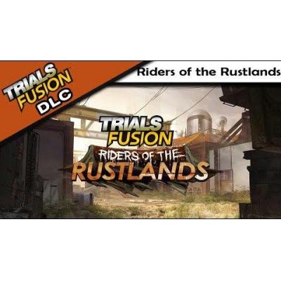 Ubisoft : Trials Fusion: Riders of the Rustlands