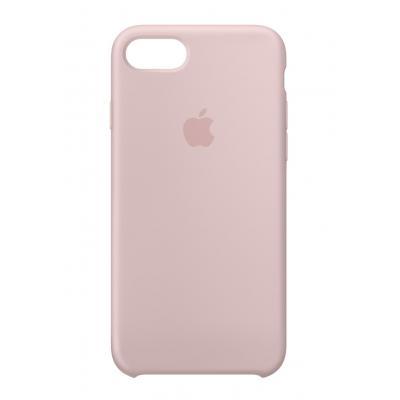 Apple mobile phone case: Siliconenhoesje voor iPhone 8/7 - Rozenkwarts