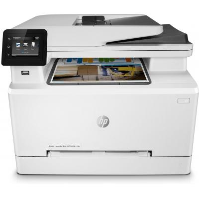 Hp multifunctional: LaserJet Color LaserJet Pro MFP M281fdn - Wit