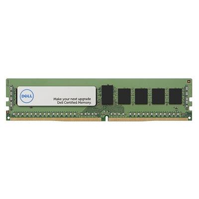 Dell RAM-geheugen: 32 GB DDR4 SDRAM, 2133 MHz, ECC, 1.2 V - Groen