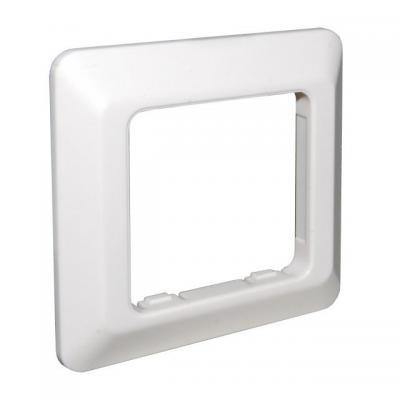 Efb elektronik : 3-x Keystone Frame f / E-20070/72/91, white, f / RJ45 module - Wit