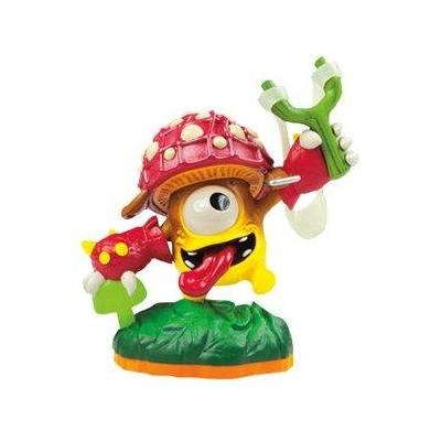 Activision children toy figure: Skylanders Giants LightCore Shroomboom - Groen, Rood, Wit, Geel