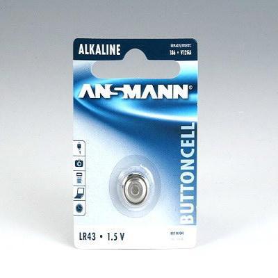 Ansmann 5015293 batterij