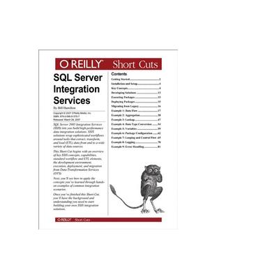 O'reilly boek: Media SQL Server Integration Services - eBook (PDF)