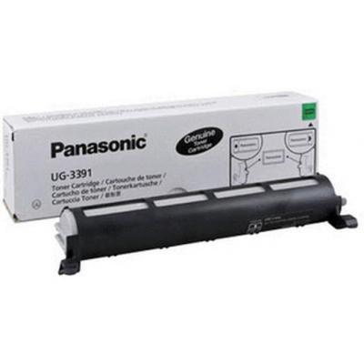 Panasonic UF-4600, 5600 Cartridge Black, Standard Capacity, 3000 pages, 1-pack Toner - Zwart