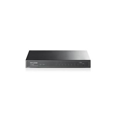 TP-LINK 8 x RJ-45, 10/100/1000 Mbps, 16 Gbps, 8k MAC, 11.9 Mpps Switch - Zwart