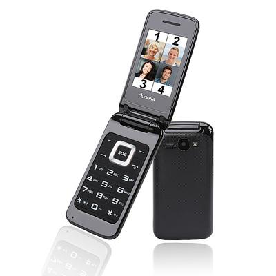 Olympia Luna Mobiele telefoon - Zwart