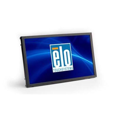 Elo touchsystems touchscreen monitor: 2243L - Zwart