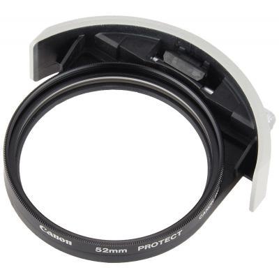 Canon 4773B001AA Camera filter - Zwart, Grijs