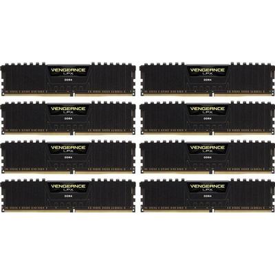 Corsair Vengeance LPX 128GB DDR4-3000 RAM-geheugen - Zwart