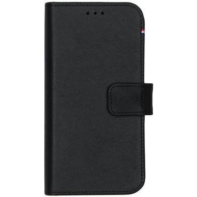Decoded 2 in 1 Leather Detachable Wallet iPhone 12 Mini - Zwart - Zwart / Black Mobile phone case