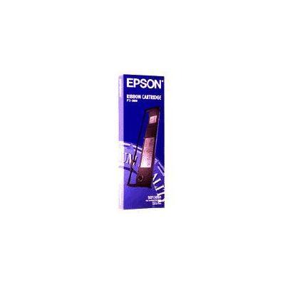 Epson printerlint: Ribbon Cartridge zwart S015091