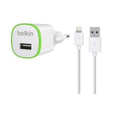 Belkin oplader: Home Charger, 1A, white - Wit