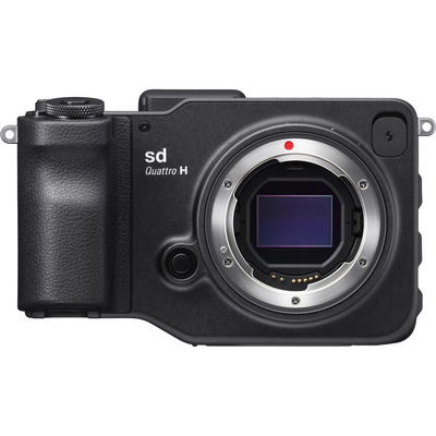 Sigma SD Quattro H Digitale camera - Zwart