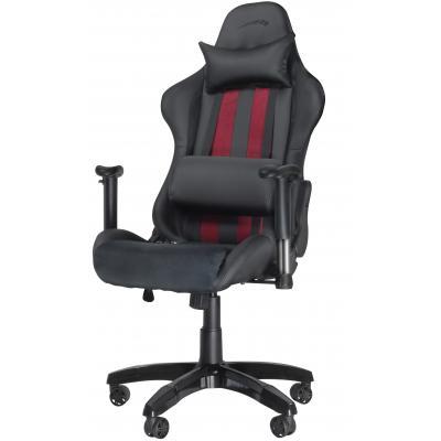 Speed-link hardware: Speedlink, REGGER Gaming Chair (Zwart)