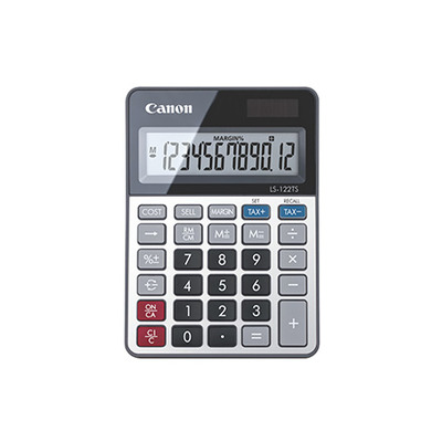 Canon LS-122TS Calculator