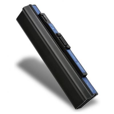 Acer batterij: 6-Cell 5800mAh - Zwart