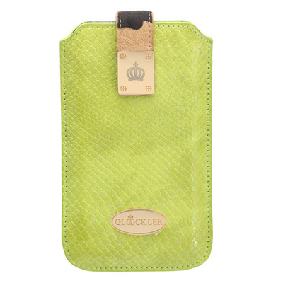 Peter Jäckel 12599 Mobile phone case - Groen