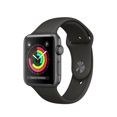 Apple smartwatch: Watch Series 3 Space Grey Aluminium 42mm