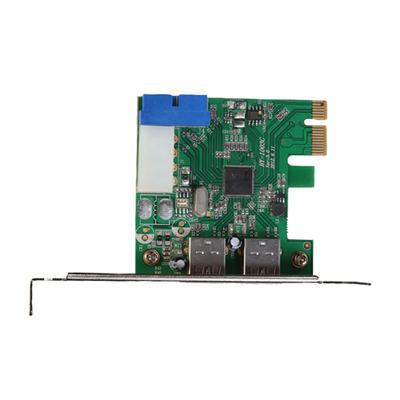I-tec PCE22U3 Interfaceadapter - Groen