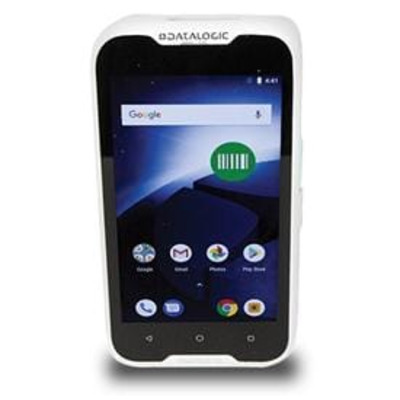 Datalogic HC Full Touch, EMEA + ROW, Wi-Fi + LTE, Ultra-slim MP 2D Imager w Green Spot, Android 8.1 with GMS, .....