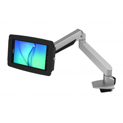 Maclocks : For Samsung Galaxy Tab S 8.4, VESA 100mm x 100mm, 59cm, Black - Zwart, Zilver