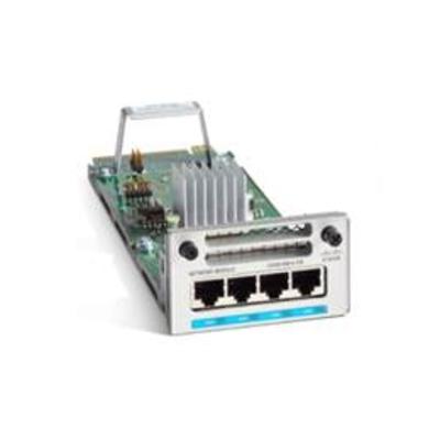 Cisco Catalyst 9300, 4 x 1GE, spare Netwerk switch module
