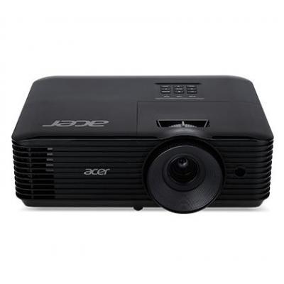 Acer beamer: Essential X118AH - Zwart